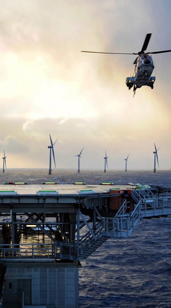 Wintershall Dea Hywind Tampen offshore wind farm