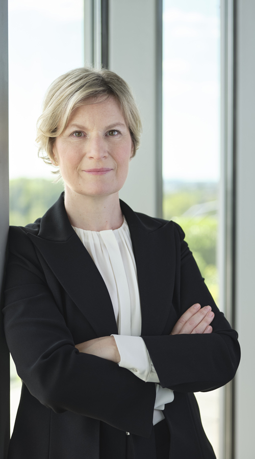 Wintershall Dea Member of the board COO Dawn Summers