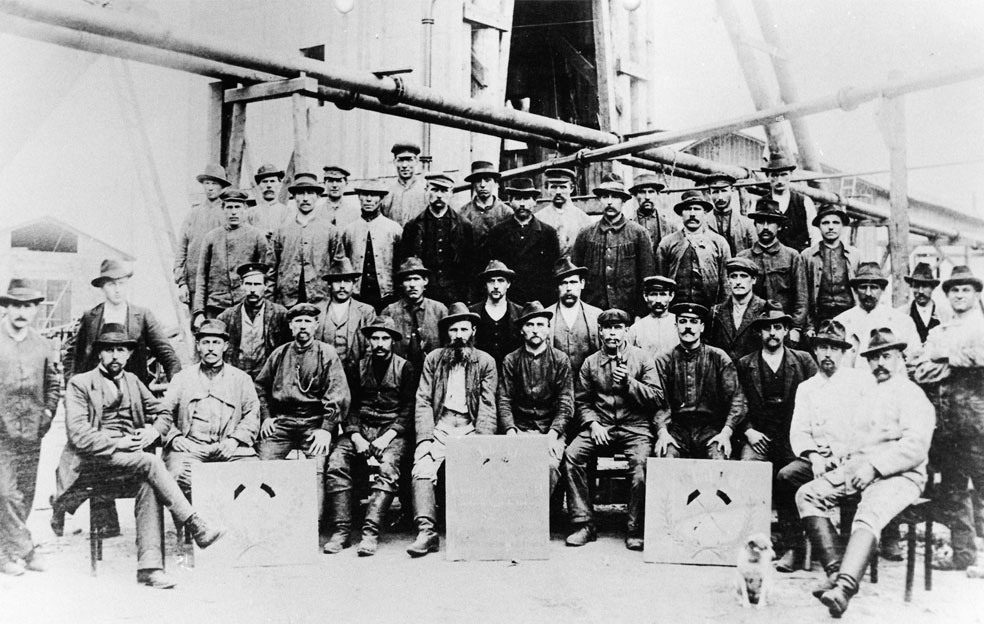 Wintershall Historic Picture