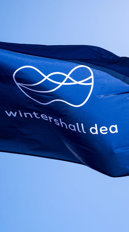 Wintershall Dea Flag Logo