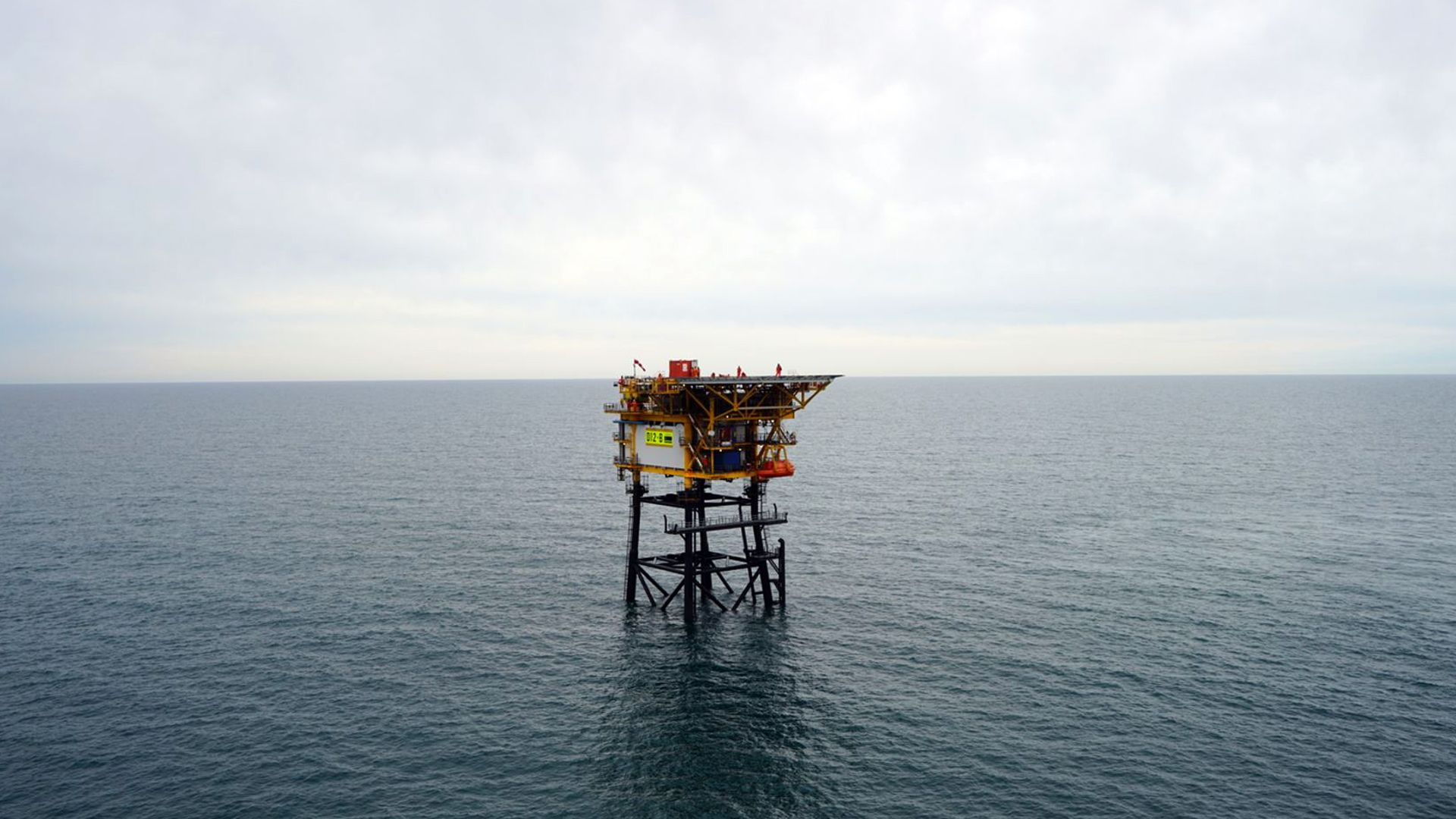 Wintershall Noordzee Sillimanite gas field