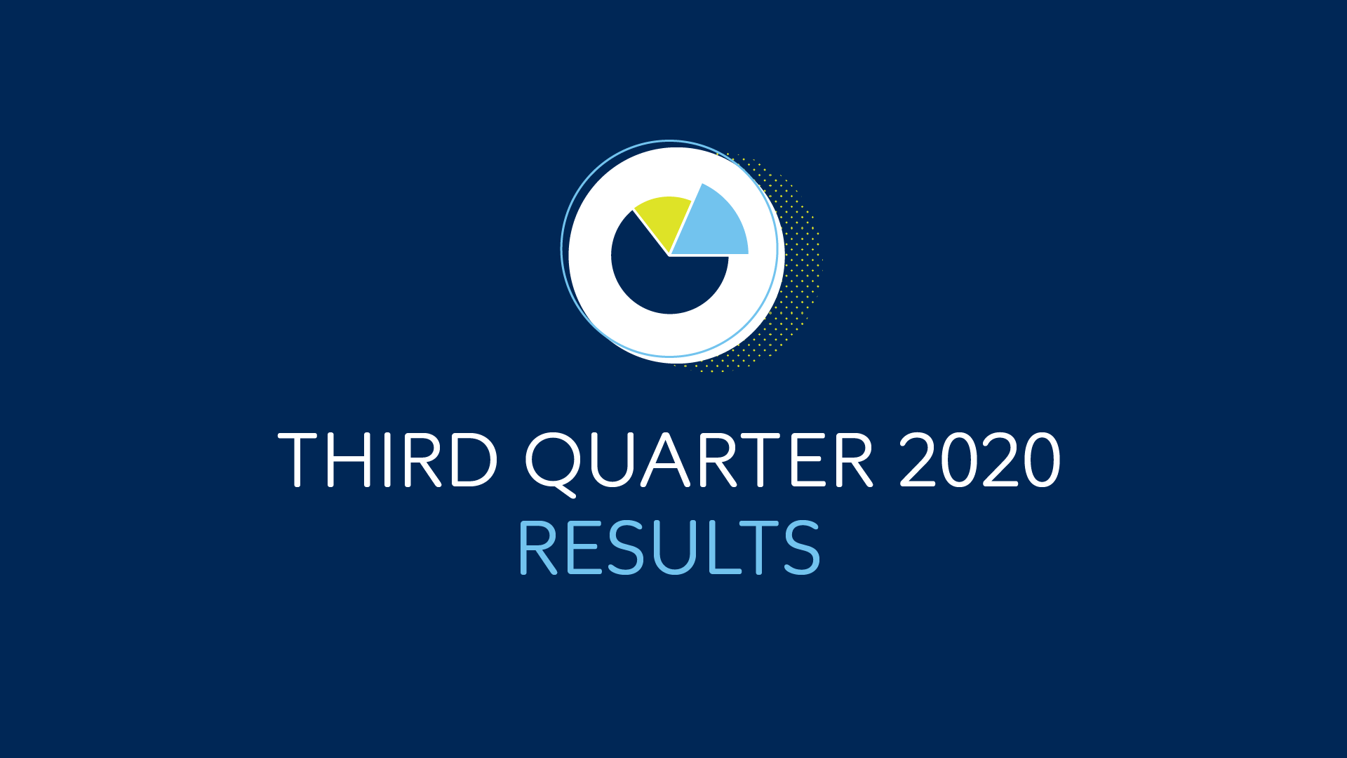 Wintershall Dea presents Q3 Results