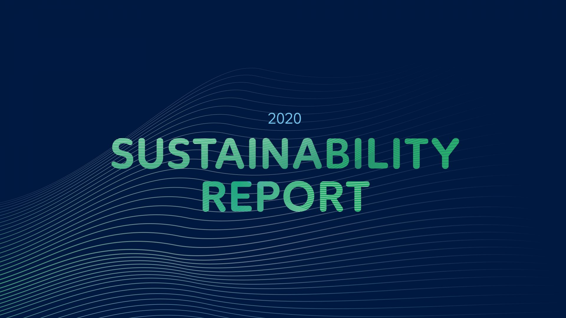 Sustainability Report 2020 Wintershall Dea