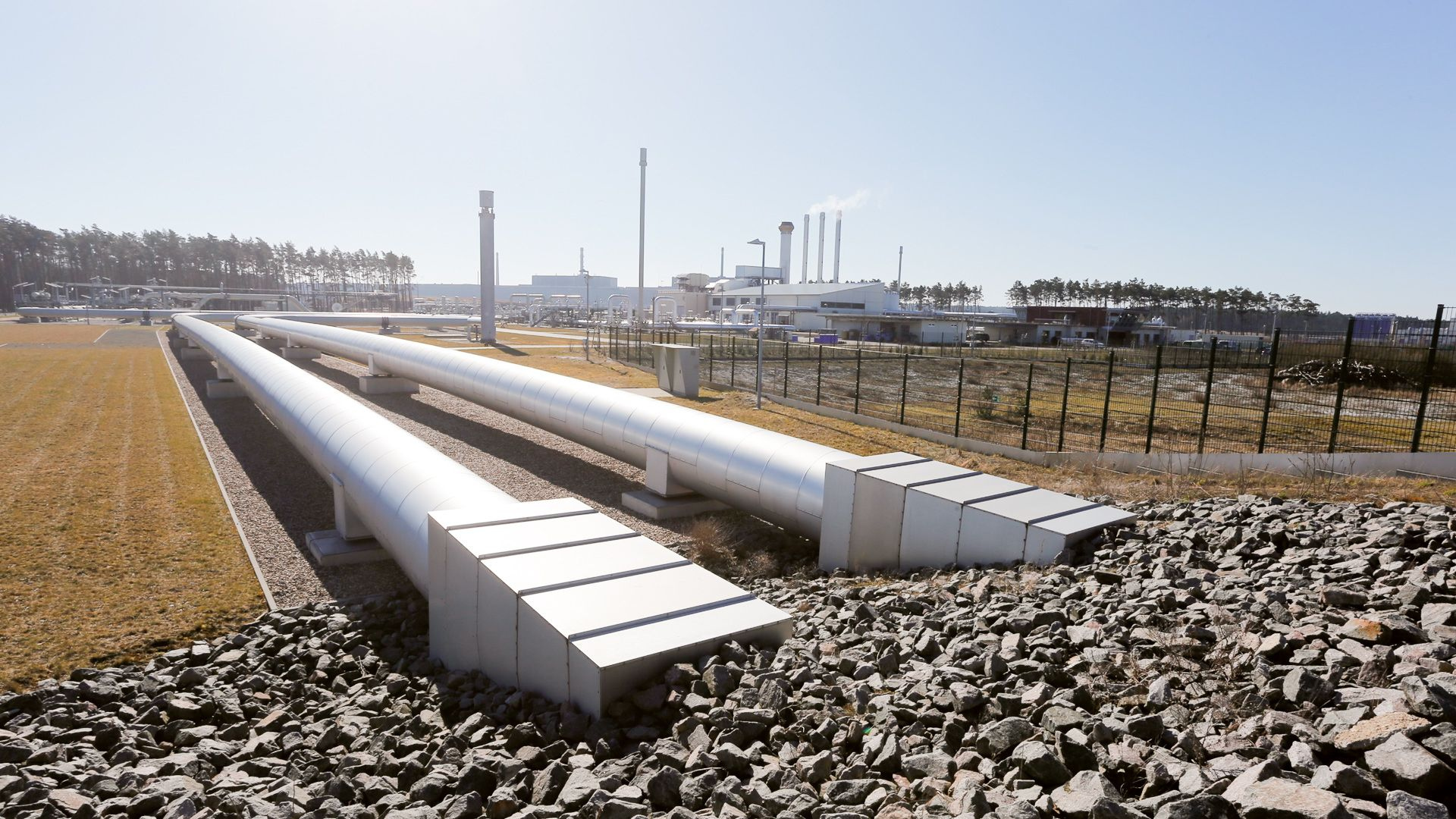 Pipeline Nord Stream