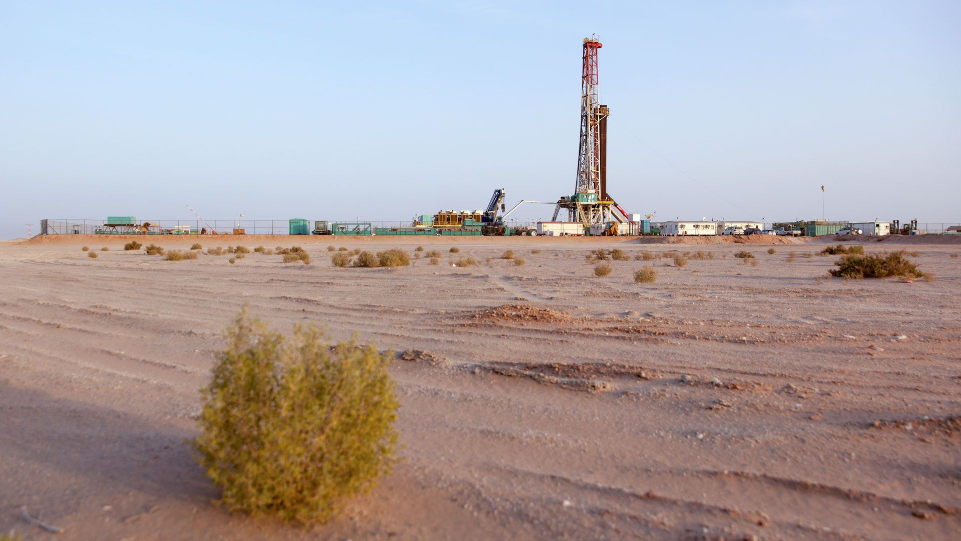Wintershall Dea Production Site UAE