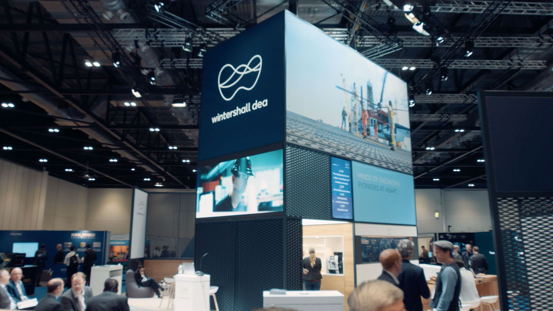Wintershall Dea Stand EAGE